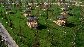 Başakşehir'deki millet bahçesinin imar planı değişikliği askıda!