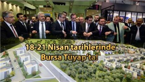 Gayrimenkul sektörünün kalbi Bursa'da atacak