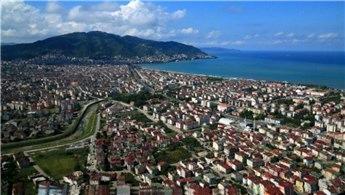 Doğu Karadeniz'de toplam konut satışı yüzde 4,9 arttı
