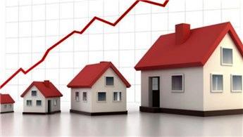 Konut fiyat endeksi yüzde 3,81 arttı