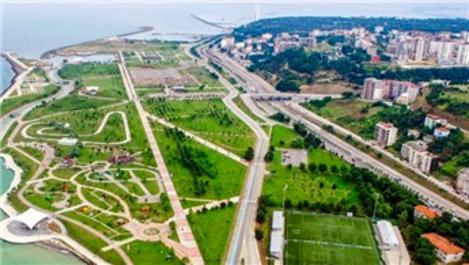 Samsun'da yabancılara 3 ayda 196 konut satıldı