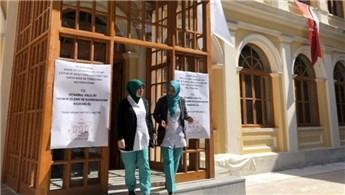 Zeynep Kamil Hastanesi'nin tarihi binası açıldı