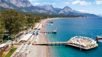 Antalya dünya turizminin cazibe merkezi olmaya devam ediyor