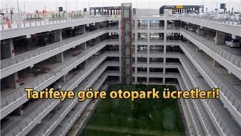 İstanbul Havalimanı otoparkı ücretli oldu