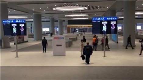 İstanbul Havalimanı'nda hanutçuluk yapana para cezası