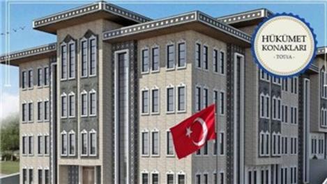 TOKİ, Tosya Hükümet Konağı ihalesini yaptı
