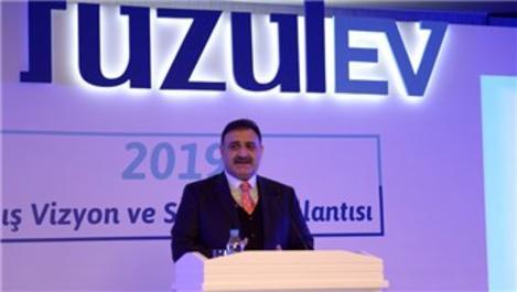 FuzulEv'in ''2019 satış vizyon ve strateji'' toplantısı yapıldı