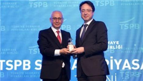 Akiş GYO'ya Gayrimenkul Yatırımı Artış Lideri ödülü