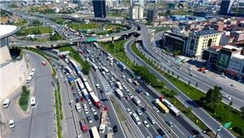 İstanbul'da pazar günü bazı yollar trafiğe kapatılacak!