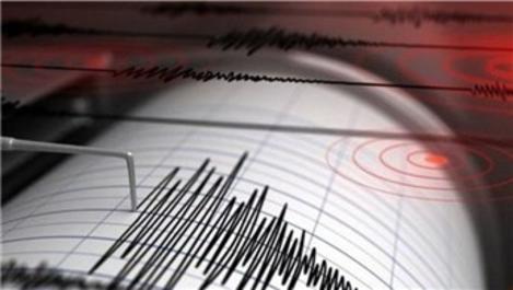 Elazığ'da 3.6 büyüklüğünde deprem!