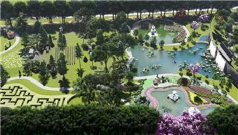 Halkalı Millet Bahçesi'ne ilişkin imar planı değişikliği askıda!