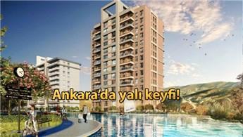 "Marina Ankara'nın ""Yalı Vadi Evleri"" ön satışa çıktı"