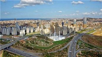 Ataşehir Toplu Konut Alanı Batı Bölgesi'nde imar planı değişti