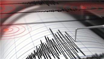 Muğla'da 4,3 büyüklüğünde deprem oldu