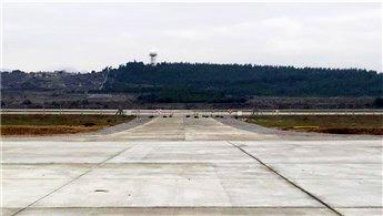İzmir Adnan Menderes Havalimanı'nın apronu yenilendi