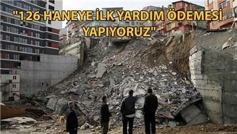 İstanbul Valisi'nden çöken bina ile ilgili açıklama!