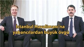 """""""İstanbul Havalimanı'nı muhteşem bir eser"""""""