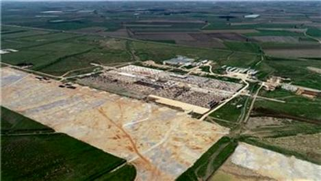 Çukurova Bölgesel Havalimanı inşaatı son sürat!