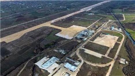 Tokat Yeni Havalimanı 2020'de açılacak