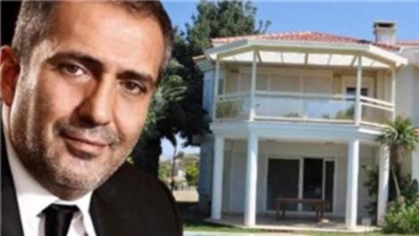 Yavuz Bingöl'ün Ayvalık'taki villası icradan satılacak