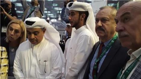 """ATSO üyesi firmalar """"Project Katar""""da projelerini tanıttı"""