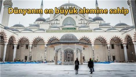 Büyük Çamlıca Camisi'nin resmi açılışı bugün!