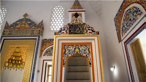 Bosna Alaca Camisi açıldı
