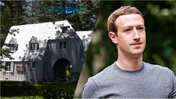 Mark Zuckerberg'in 59 milyon dolarlık iki yeni evi!