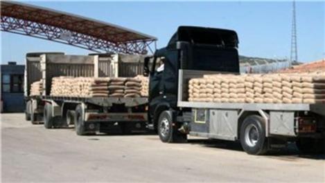 Ocak-şubatta üretilen çimentonun yüzde 21,1'i ihracat edildi