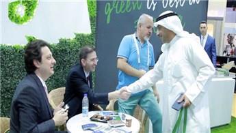 Bursa, Dubai'de Arap turizmcilerin yoğun ilgisi ile karşılaştı