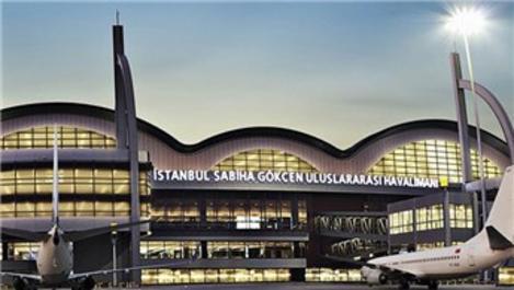 Sabiha Gökçen Havalimanı 4 ayda yüzde 20 büyüdü!
