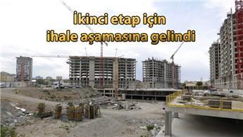Kayseri'de Kentsel Dönüşüm Projesi ilerliyor