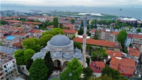 Davutpaşa Camisi ibadete açıldı
