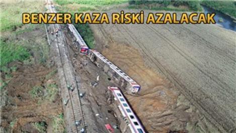 Çorlu tren kazasından çıkan tarihi uyarı!