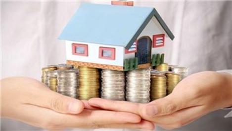 Nisan ayında konut kredisi kullanım oranı 6 puan arttı
