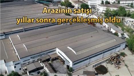 Uzel Fabrikası 223 milyon 700 bin TL'ye satıldı