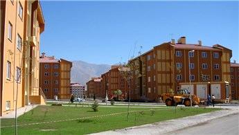 Erzincan'da 2019 Nisan ayında 199 konut satıldı