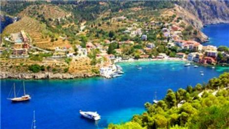 Kuzey Ege'de otellerin doluluk oranı yüzde 80'e ulaştı