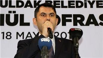 Bakan Kurum, Zonguldak'taki yatırımları değerlendirdi