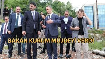Zonguldak'taki 13 yıllık atıl alan Milli Emlak'a devredildi