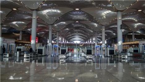 İstanbul Havalimanı'na Özel Başarı Ödülü!
