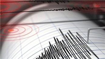 Erzincan'da 3.8 büyüklüğünde korkutan deprem!