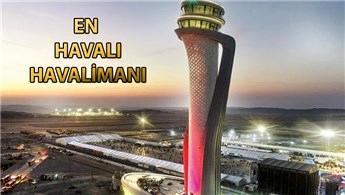 İstanbul Havalimanı lüksün devlerini bir araya getirdi