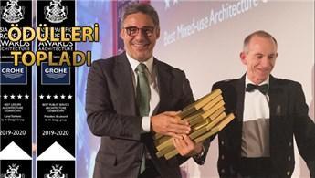 Murat Kader'in Taşkent projelerine 4 ödül birden!