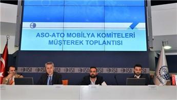 ASO ve ATO mobilya sektörü için kolları sıvadı