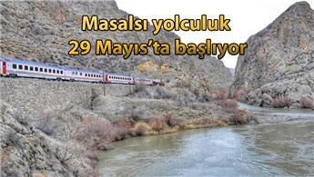 Turistik Doğu Ekspresi, Erzincanlıları heyecanlandırdı