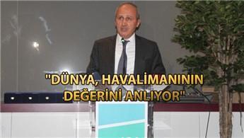 """""""Halkalı-İstanbul Havalimanı raylı sistem altyapısını kuruyoruz"""""""
