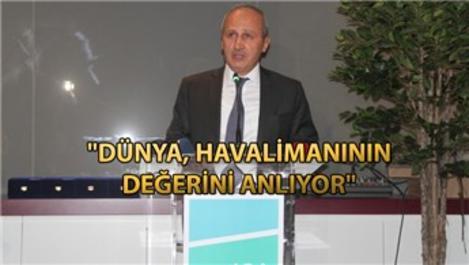 'Halkalı-İstanbul Havalimanı raylı sistem altyapısını kuruyoruz'
