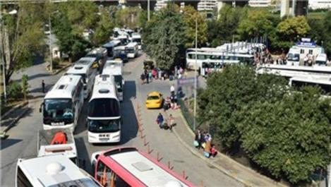 Bayramda otobüsle seyahat edeceklere önemli uyarı!