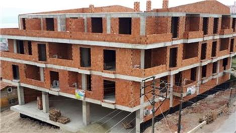İzmit'te inşaatlar kontrol altında tutuluyor